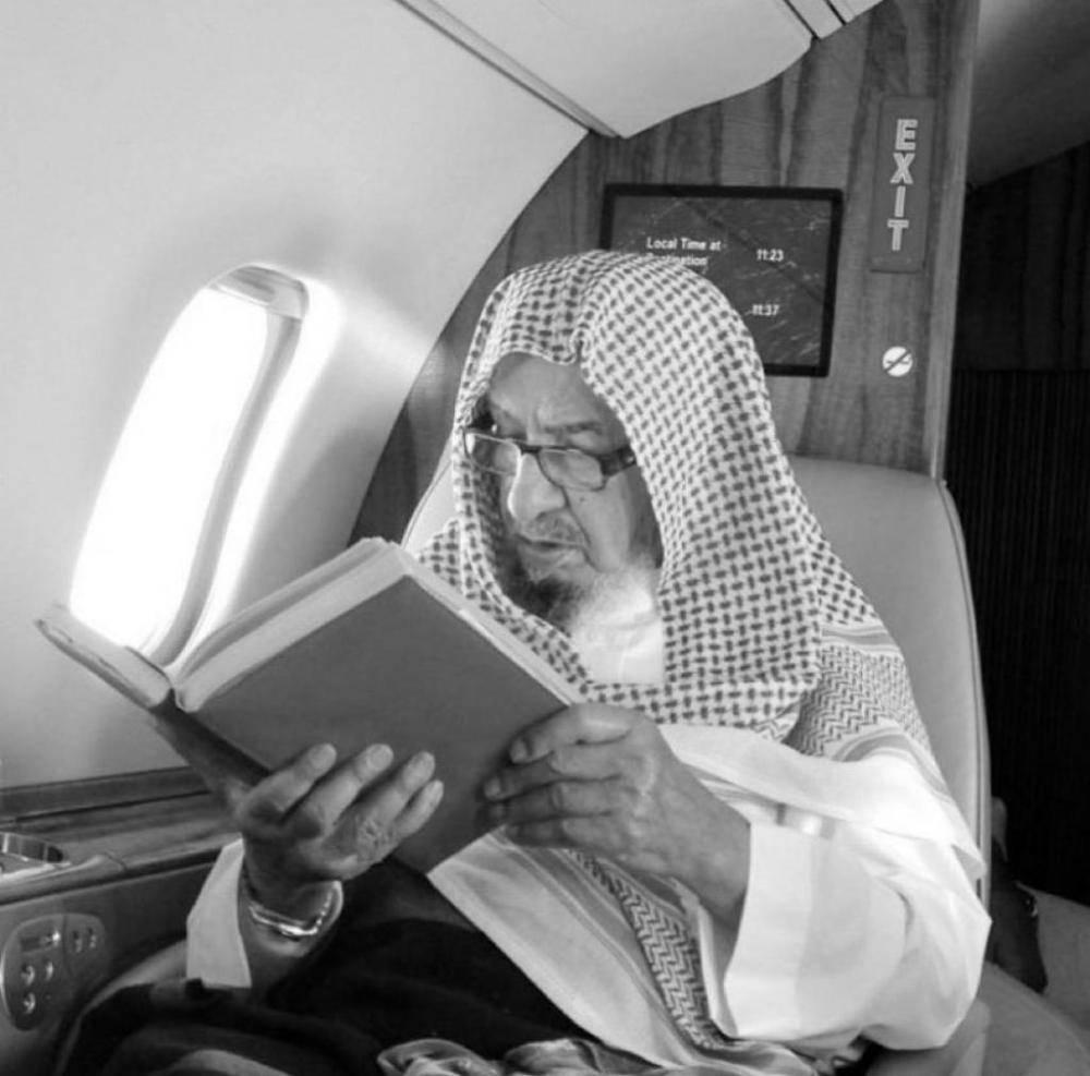 وفاة الشيخ ناصر الشتري المستشار بالديوان الملكي